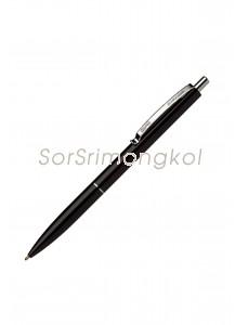 Silver pen knock type