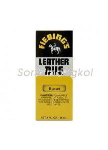 Fiebing's Russett Leather Dye - 4 oz