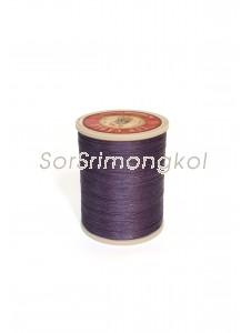 Linen Thread: Aubergine no.432