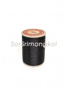Linen Thread: Black no.432