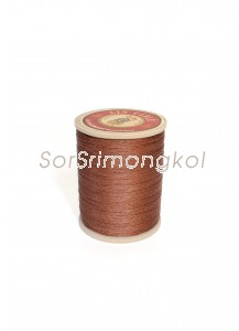 Linen Thread: Brown no.332