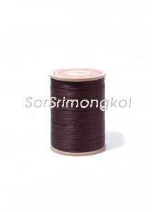 Linen Thread: Dark brown no.432