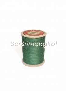 Linen Thread: Green no.432