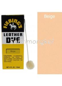 Fiebing's Beige Leather Dye - 4 oz
