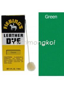 Fiebing's Green Leather Dye - 4 oz