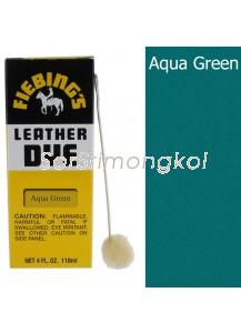 Fiebing's Aqua Green Leather Dye - 4 oz