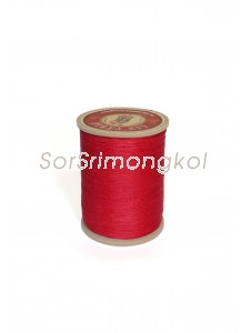 Linen Thread: Red no.332